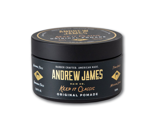 Shaping Cream or Pomade?