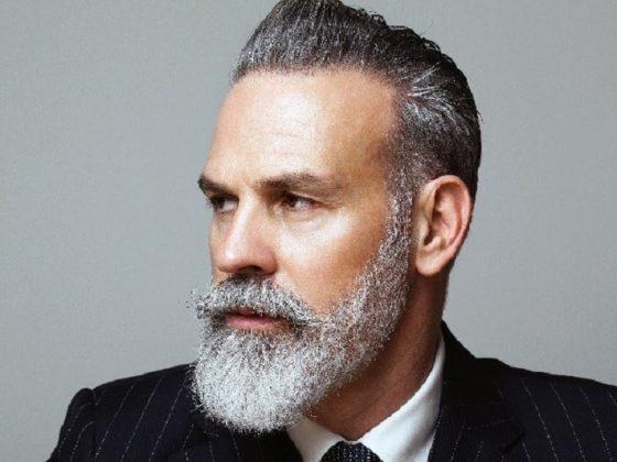 Does a GREY Beard Look Good