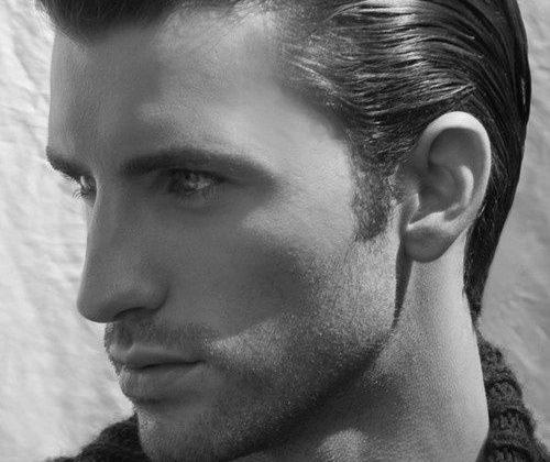 How Do Men Get Shiny Hair