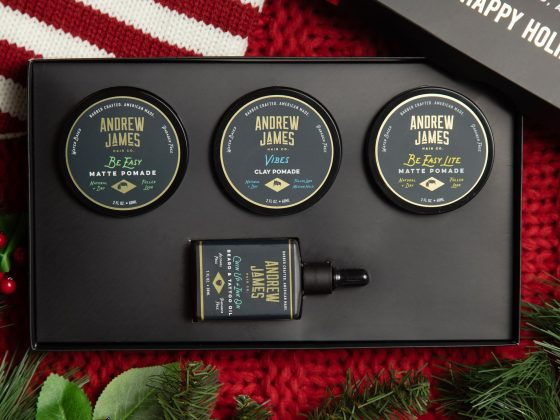Beard Products to Give As a Gift